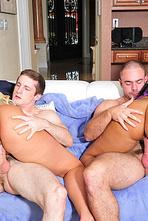 Foursome Hardcore Porn Pictures 08