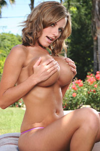 Jenny Purple Bikini
